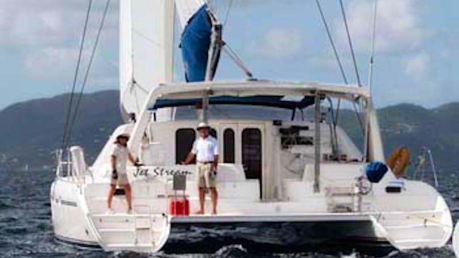 JET STREAM Yacht