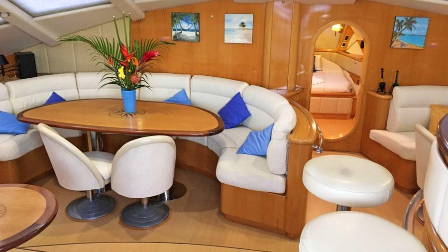 SAGITTARIUS Yacht