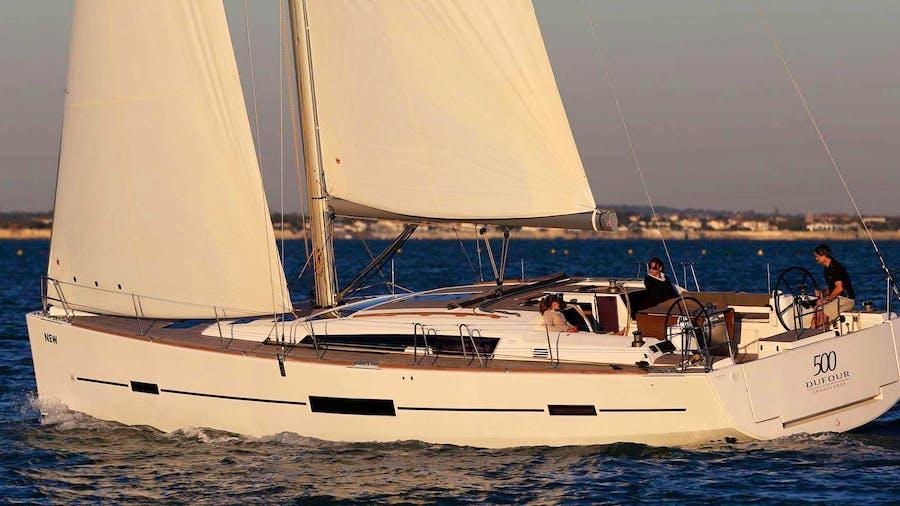 SHAULA Yacht
