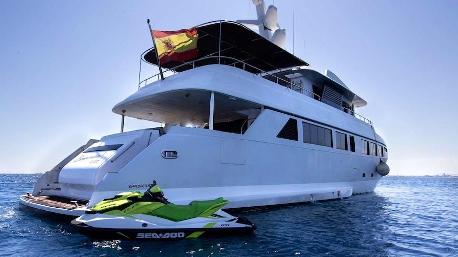 Boramar Luxe Yacht