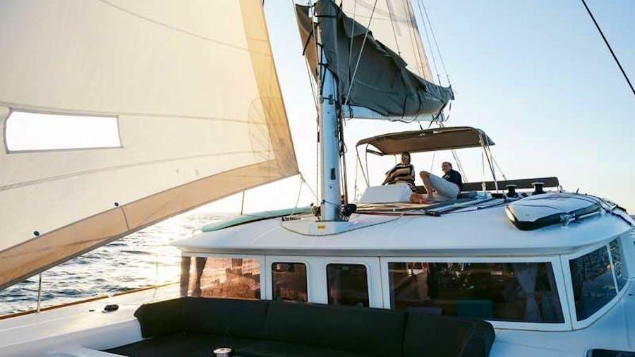 Madrigal V Yacht