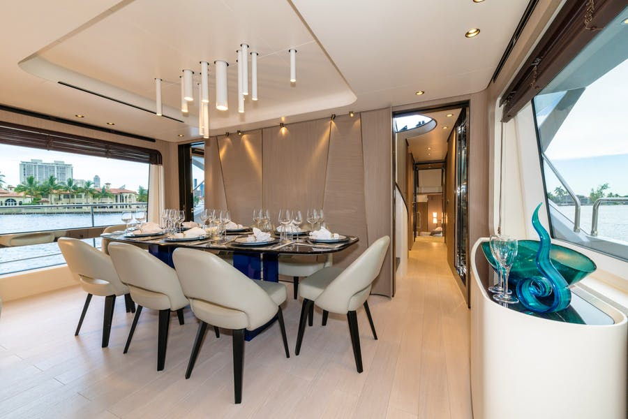 Tendar & Toys for MAJESTIC MOMENTS Private Luxury Yacht For charter