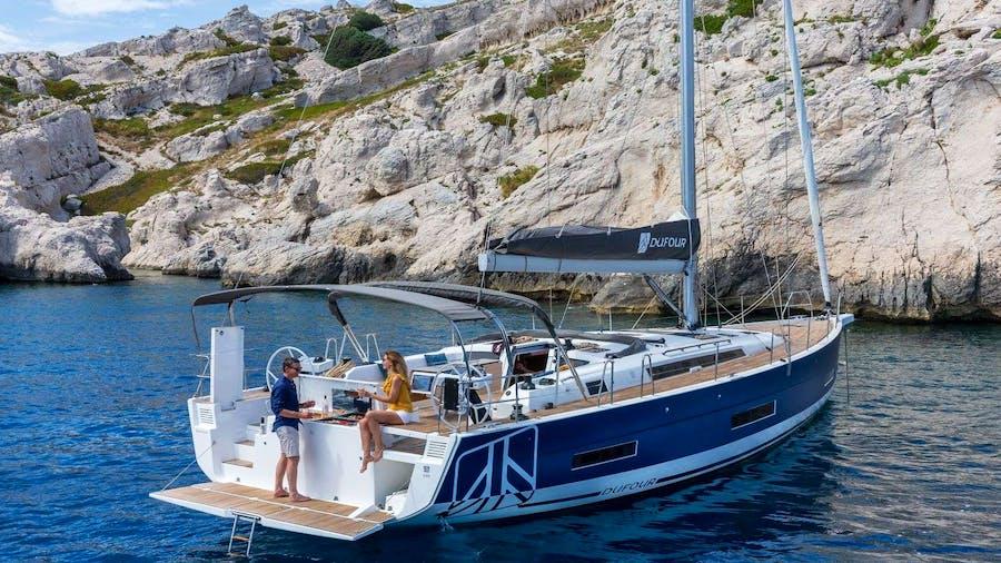 DIMPA Yacht