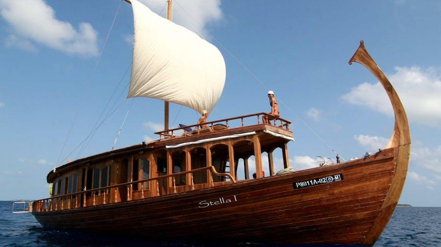 DHONI STELLA 1 Yacht