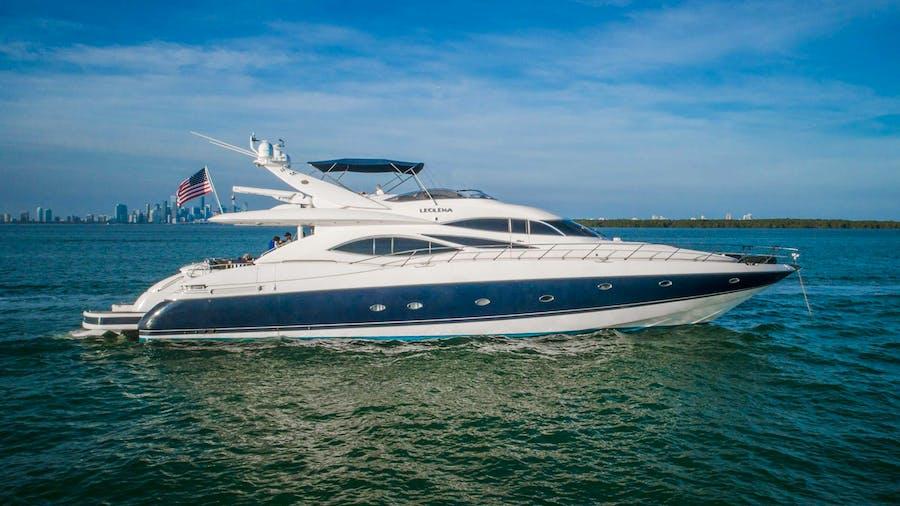 LeoLena Yacht