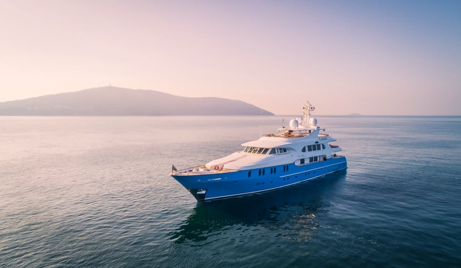 Details for DR NO NO Private Luxury Yacht For sale