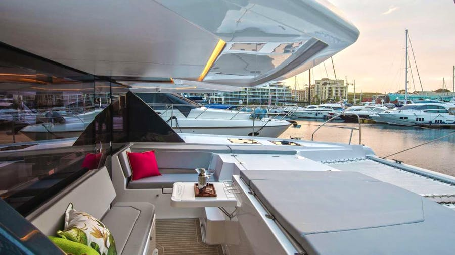 Exhale Yacht