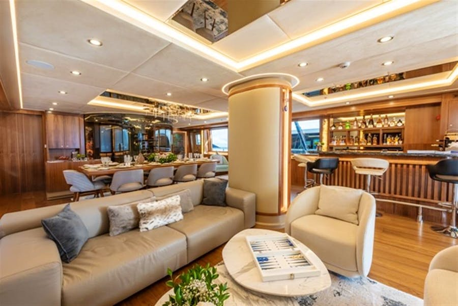 Details for ARESTEAS Private Luxury Yacht For sale