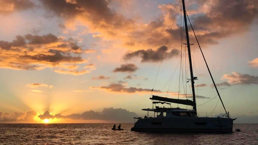 Heliades Yacht
