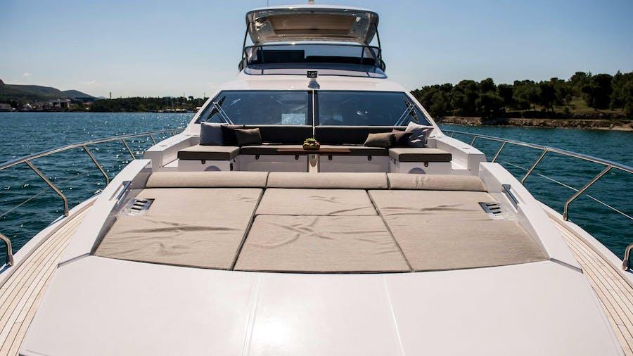 PREWI II Yacht