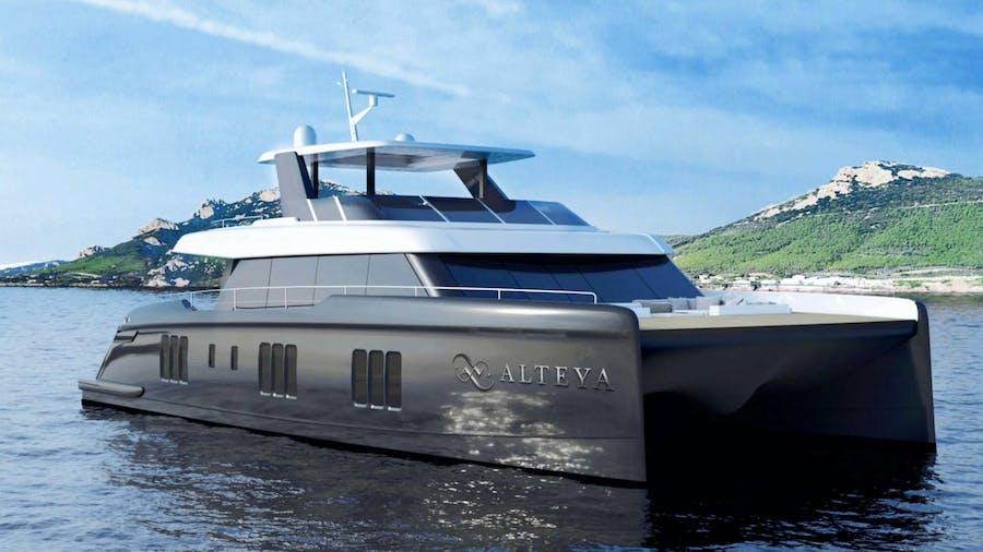 ALTEYA (WINTER) Yacht