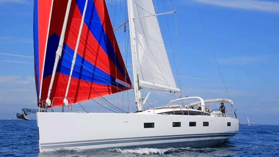 BALLADEER  Yacht