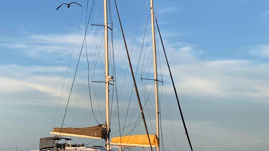Nowhere Yacht