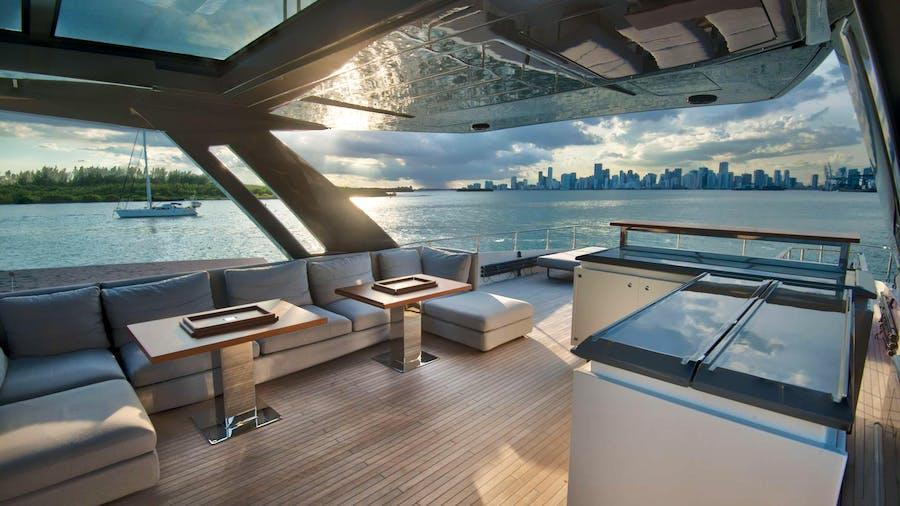 CIAO II Yacht