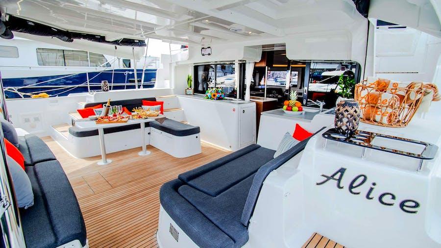 ALICE Yacht