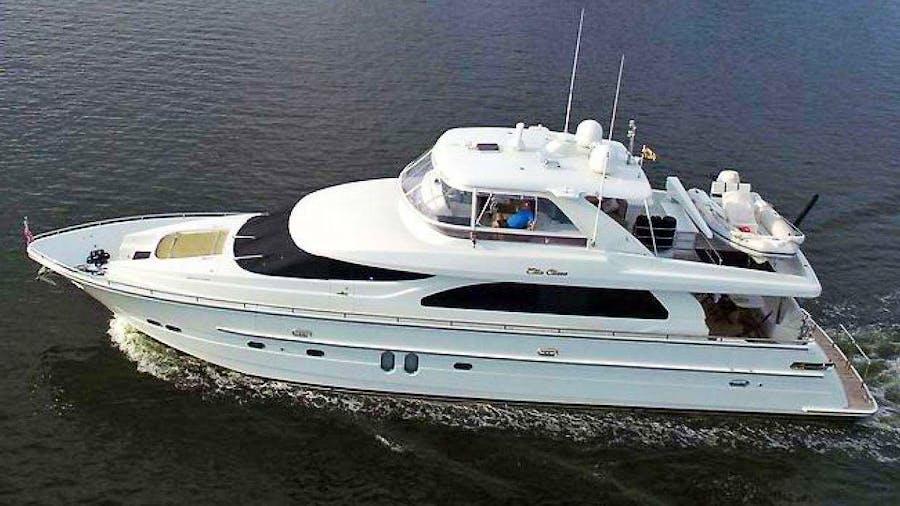 ELLA CLARE Yacht