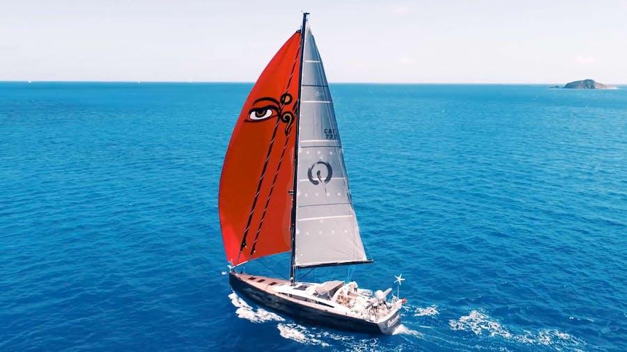 BODHISATTVA (Caribbean) Yacht