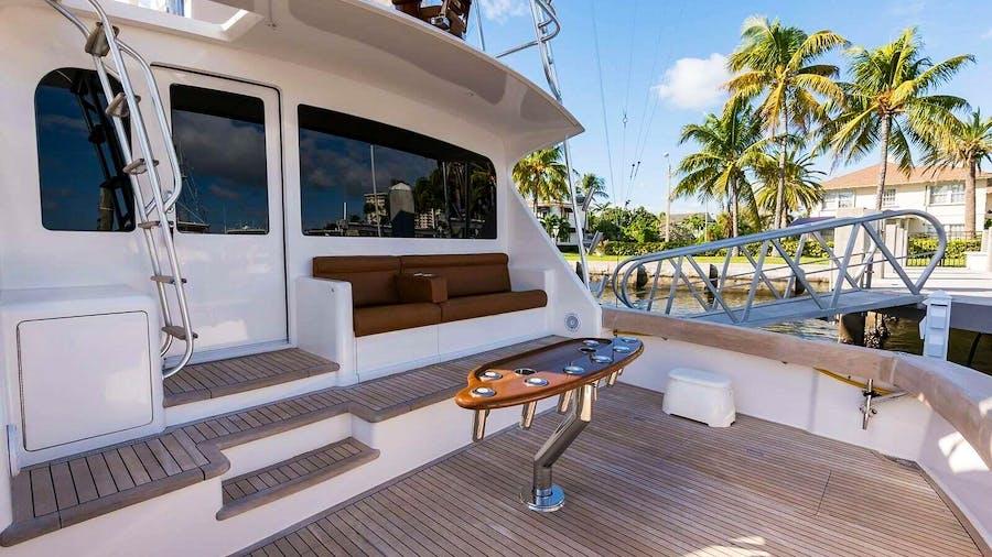 JAYWALKER Yacht
