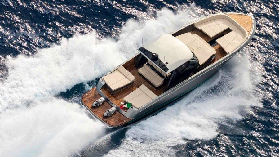 JANINA Yacht