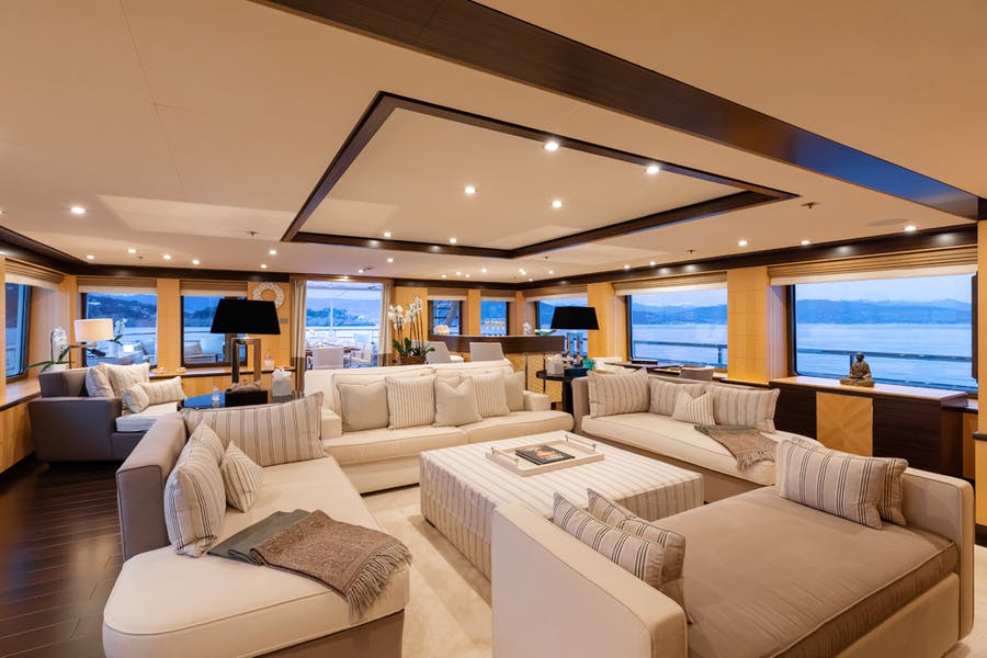 Tendar & Toys for REVELRY Private Luxury Yacht For charter
