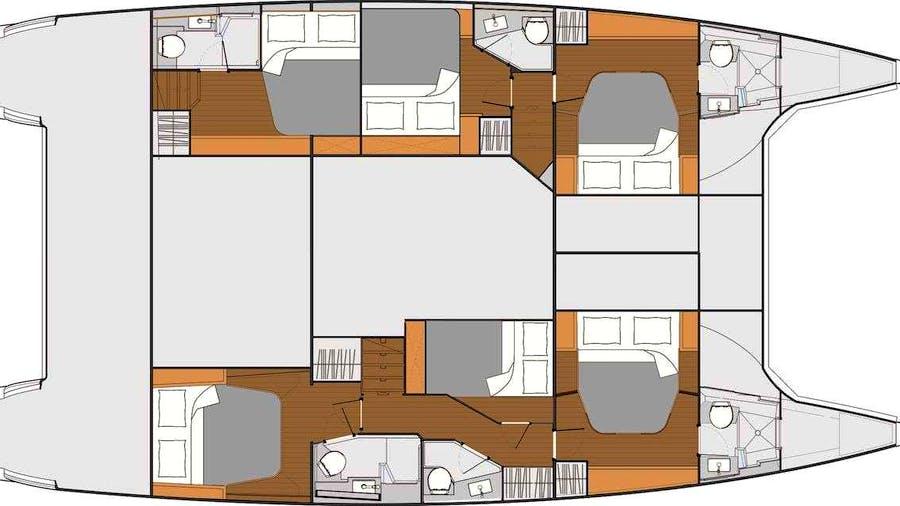 Cruising TW52 Yacht