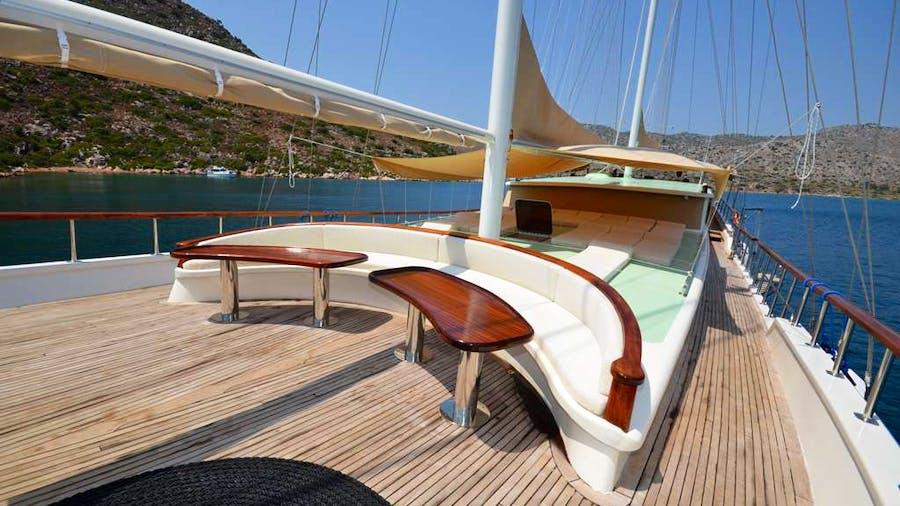 C. Taner 2 Yacht