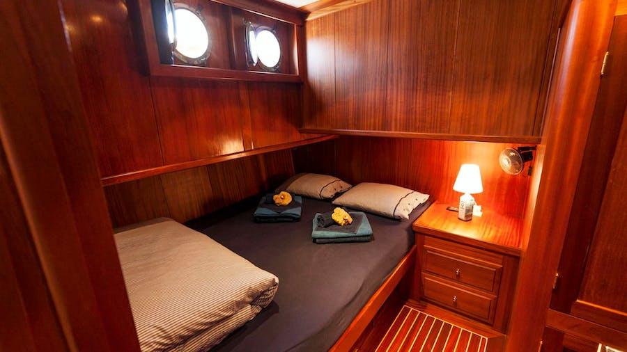 Luopan  Yacht