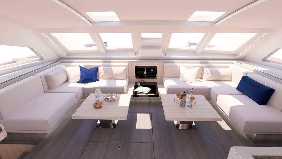 SEGUNDO VIENTO Yacht