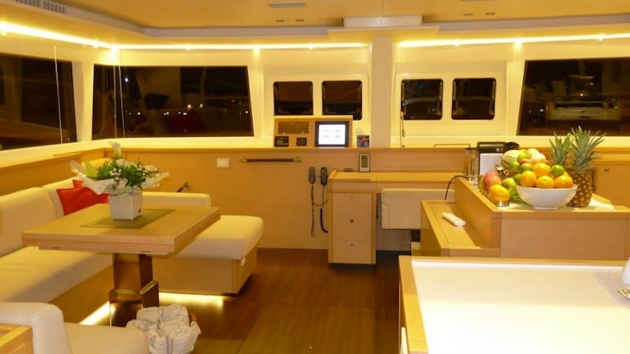 ZYLKENE 1 Yacht