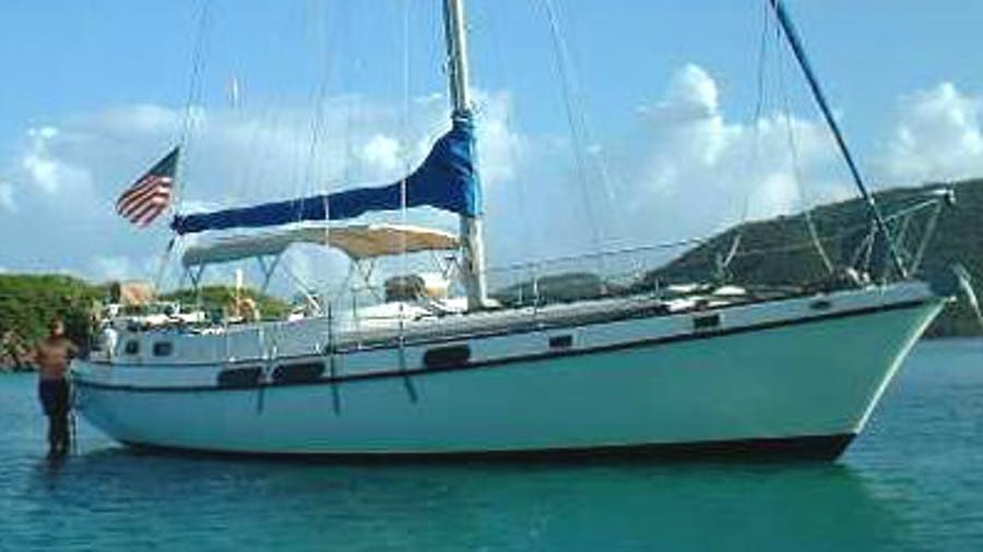 ORION-OLD Yacht