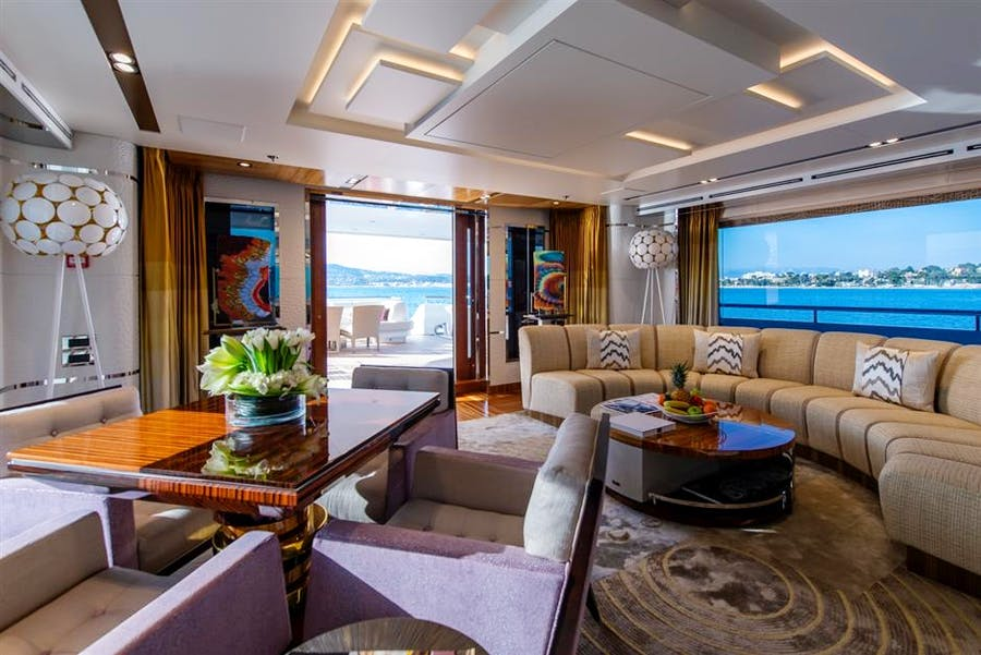 Details for MOON SAND Private Luxury Yacht For sale