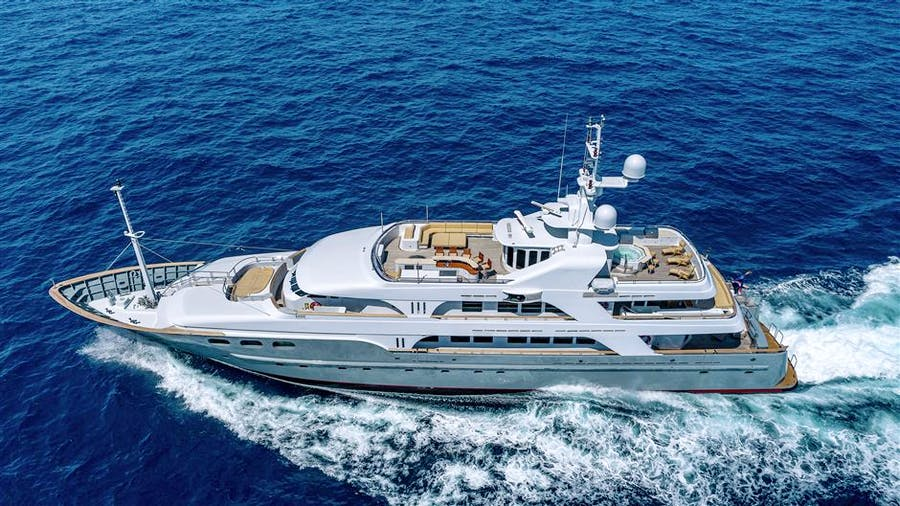 Details for BELLA Private Luxury Yacht For sale