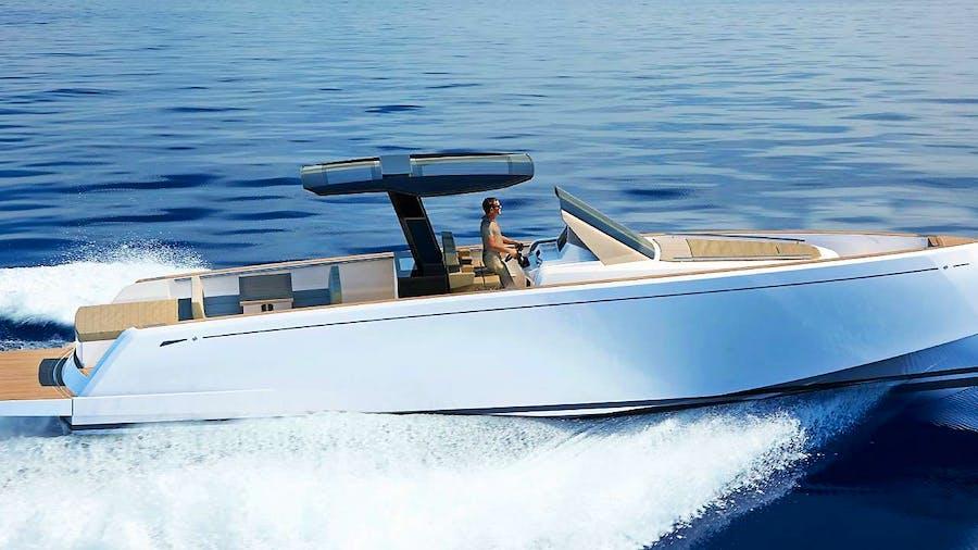 BABY D Yacht