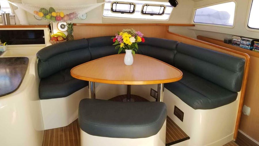 SIREN SONG Yacht
