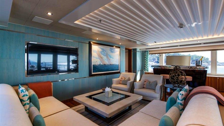MOON SAND Yacht