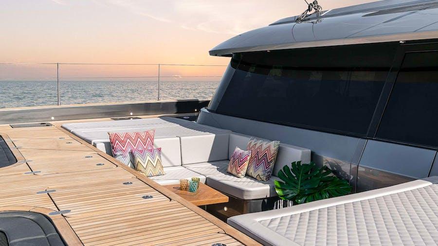 E Supercat (Seychelles) Yacht