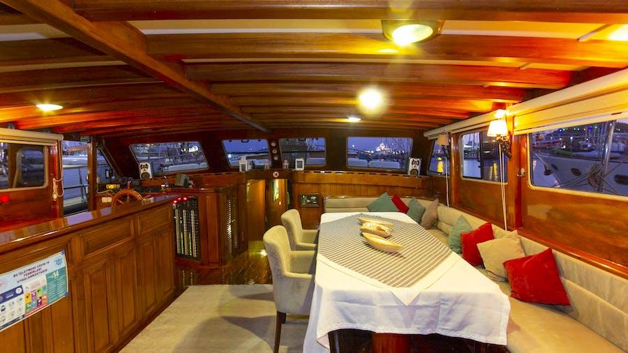 SERENAD Yacht