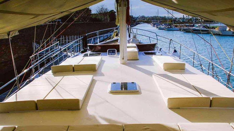 TUGCEM Yacht