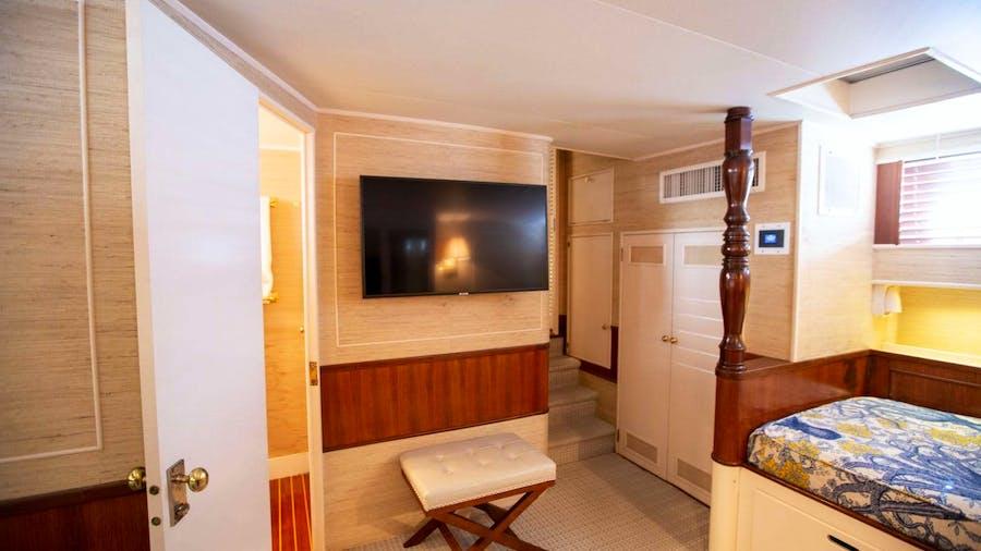 SEA BOUND Yacht
