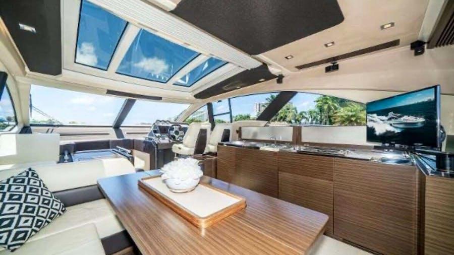 Corsair Yacht