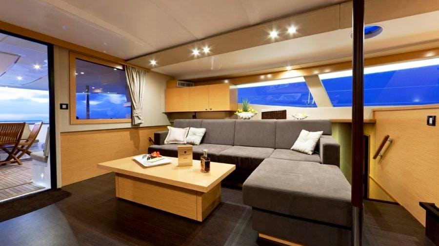 Luxury TW60 4 Cabin Premium Yacht