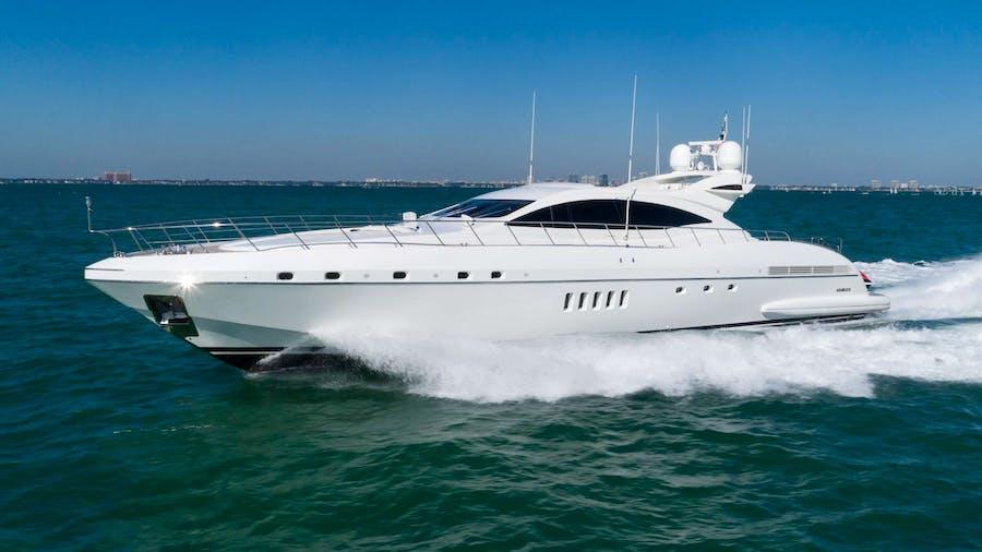 HOUDINI Yacht