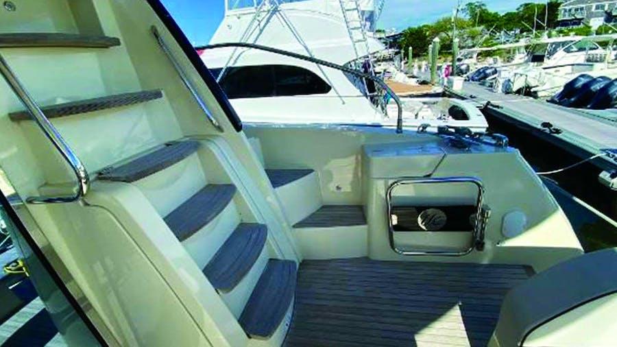 Blue Yacht