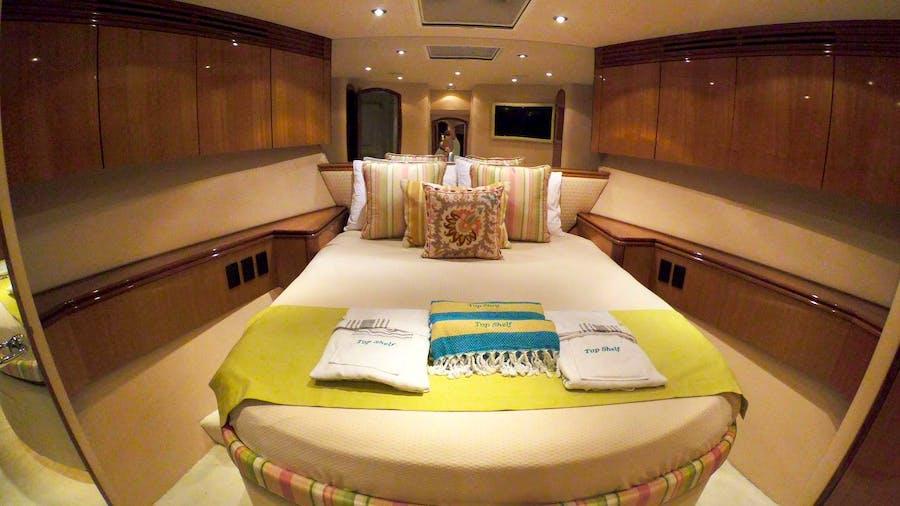 TOP SHELF Yacht