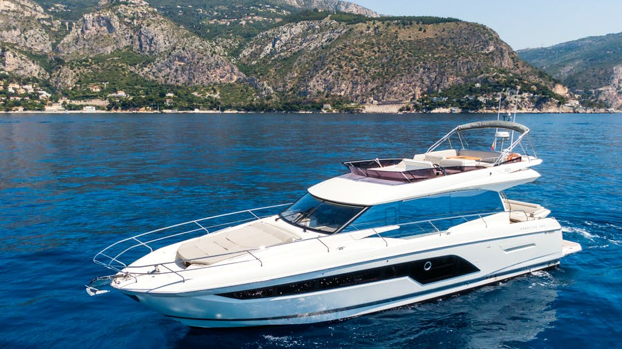 LA HUNE 4.0 Yacht