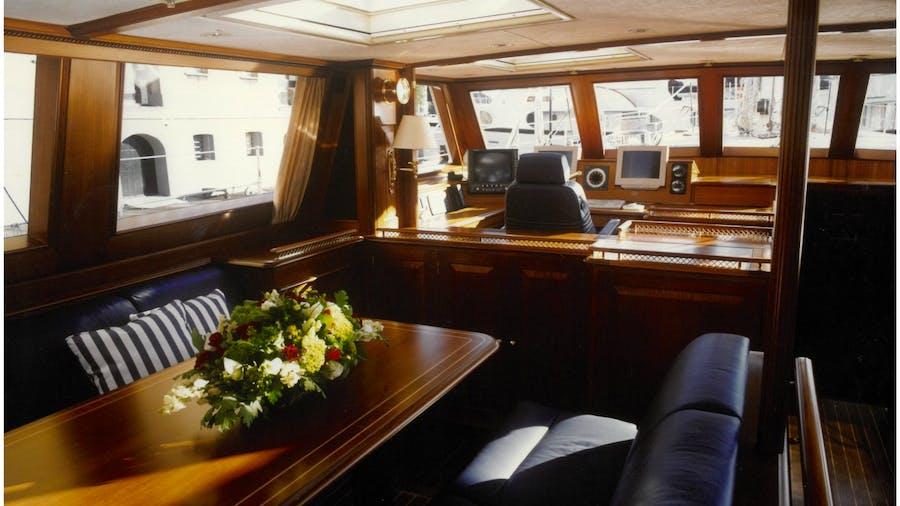 ANAKENA Yacht