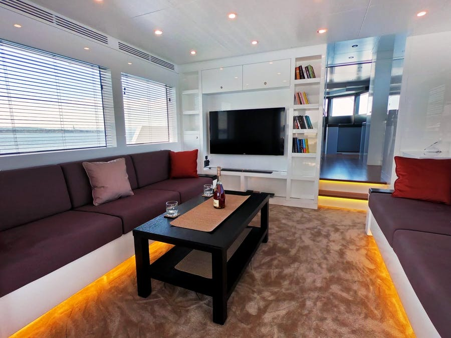 Details for MUZO'S 20 Private Luxury Yacht For sale