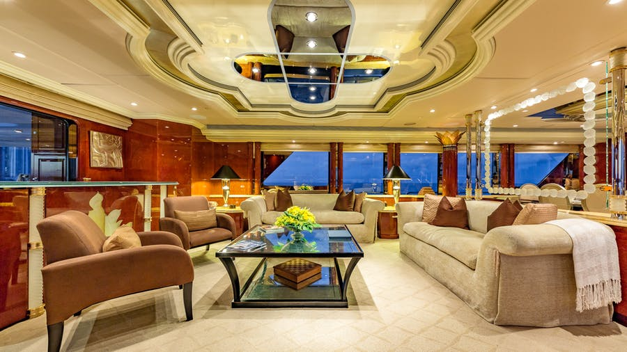 I LOVE THIS BOAT Yacht