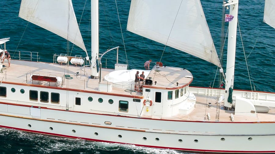Details for LORETTA Private Luxury Yacht For sale