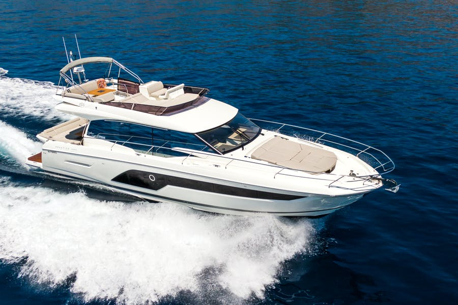 Details for LA HUNE 4.0 Private Luxury Yacht For sale